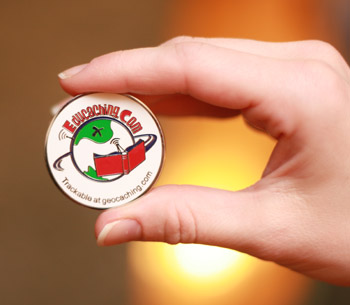 Educaching Geocoin